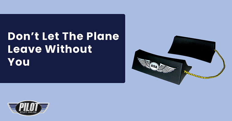 Purchase The Best Wheel Chocks To Ensure Your Aircraft Doesn't Roll Away